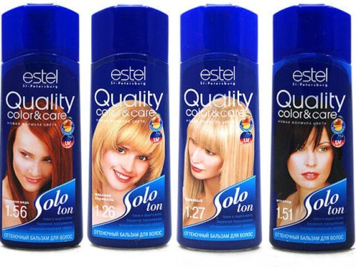 тонирующие средства для блондинок