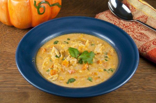 Тыквенный суп пюре – классический рецепт