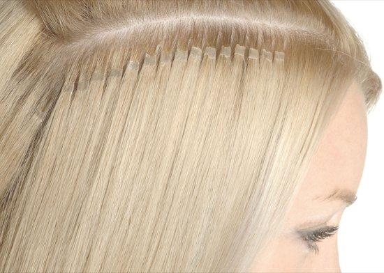 Уход за нарощенными волосами после капсульного наращивания