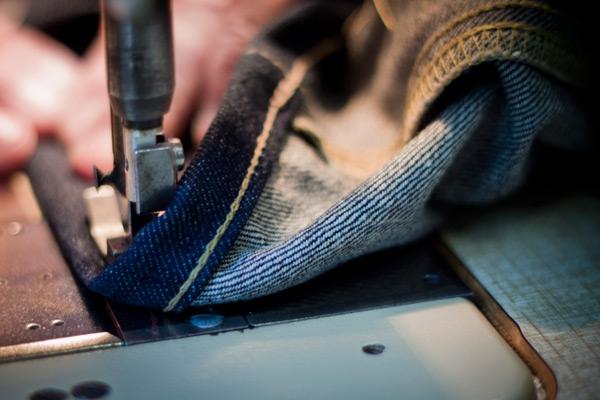 Как ушить джинсовую юбку - просто и красиво