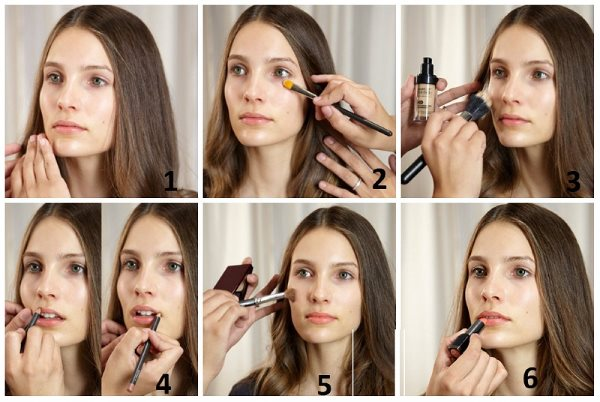 Какая нужна косметика чтобы сделать идеальный макияж