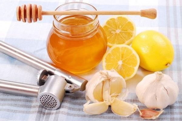 Чистка сосудов лимон чеснок льняное масло