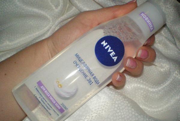 Мицеллярная вода Нивея (Nivea) + Отзывы