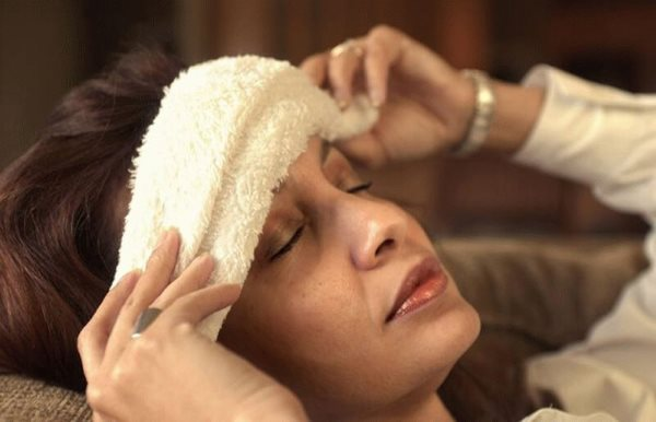 После массажа шеи кружится голова