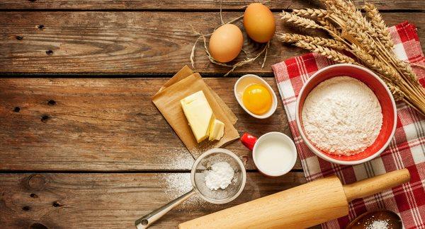 Рецепт бисквита в домашних условиях (простой)