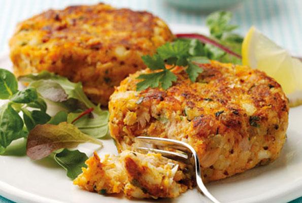 Рыбные котлеты: быстрый рецепт (очень вкусные)