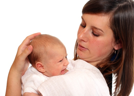 Срыгивание у грудничков – причины