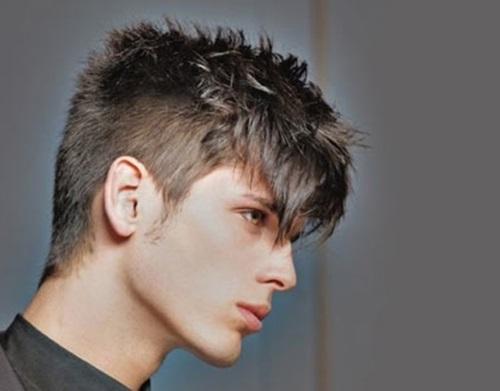 Стильные причёски для подростков мальчиков