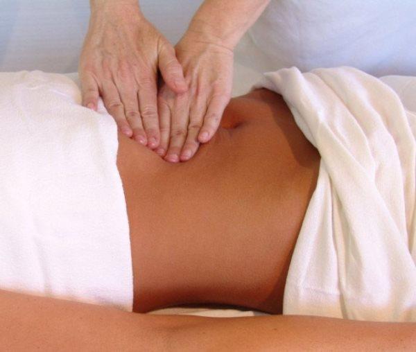 Висцеральный массаж живота: обучение массажиста Огулова
