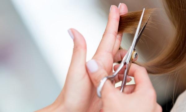 Зачем подстригать кончики волос. Уход за секущимися кончиками