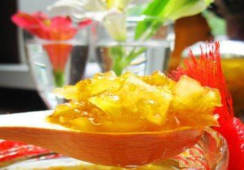 Джем из кабачков с лимоном — рецепт джема
