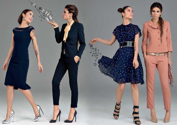 Как одеваются в Италии женщины