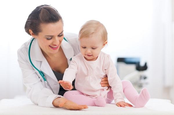 Массаж для укрепления спины 6-месячного ребенка