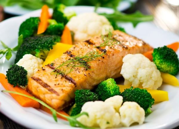 низкокалорийная диета: меню на день