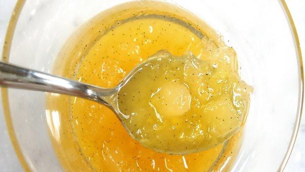 Варенье из груш с имбирем и лимоном