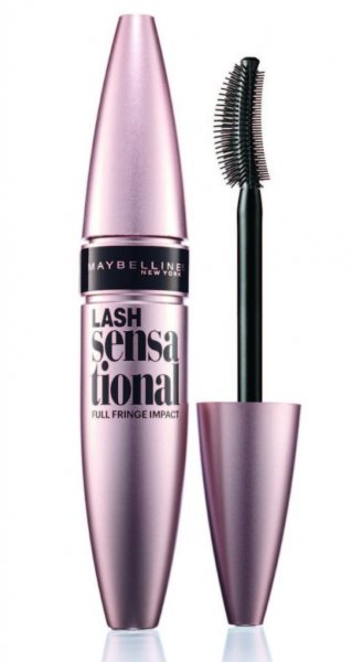 Тушь Maybelline: Lash Sensational.