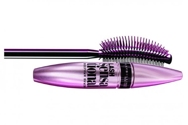 Щеточка туши Maybelline: Lash Sensational.