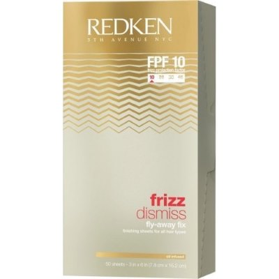 салфетки Frizz Dismiss Fly-Away Fix, Redken