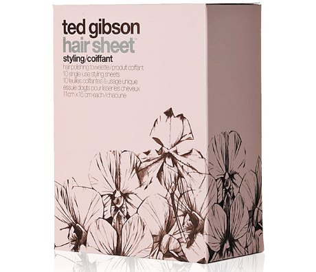 Салфетки Ted Gibson Hair Sheet