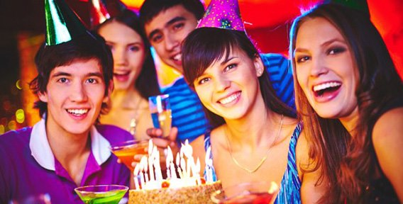 Меню фуршетного стола на день рождения дома