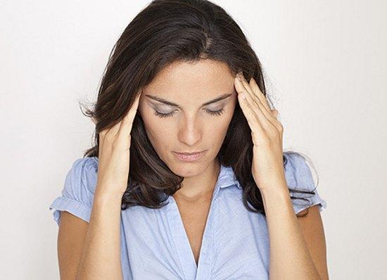 Авитаминоз, головная боль