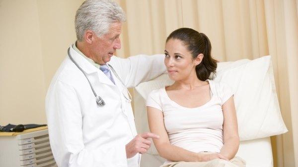 Увеличены лимфоузлы в паху у женщин