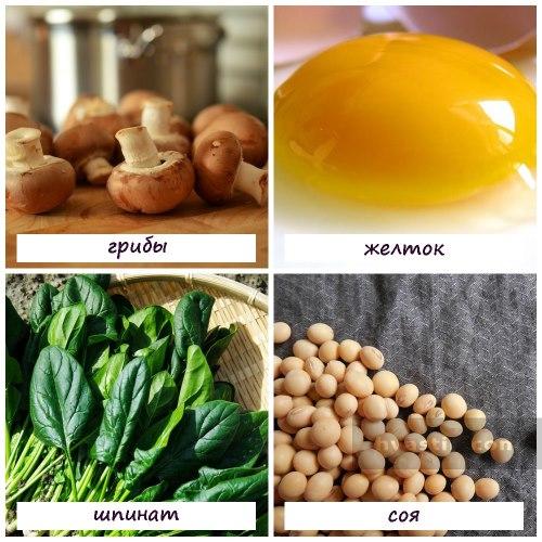 Витамин Н: роль, польза и в каких продуктах он содержится