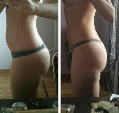 Планка - упражнение: фото до и после, польза и вред, схема на месяц, Секреты красоты и здоровья женщины