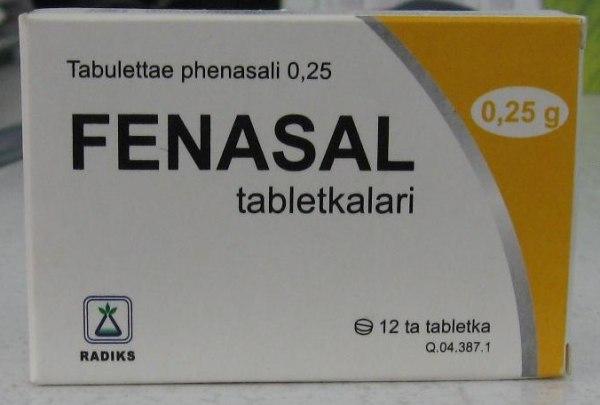 Фенасал
