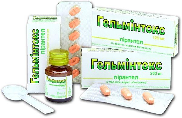 препарат против паразитов в организме человека интохик