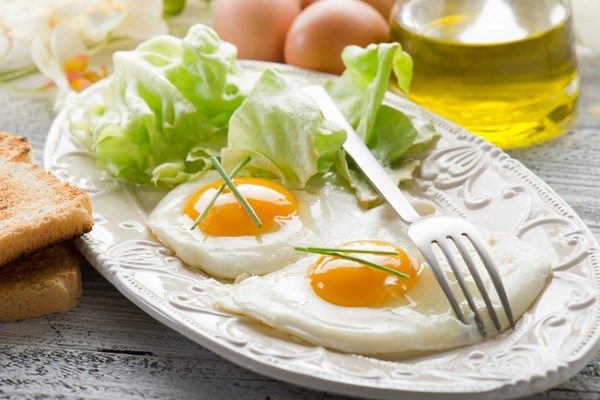 полезный завтрак