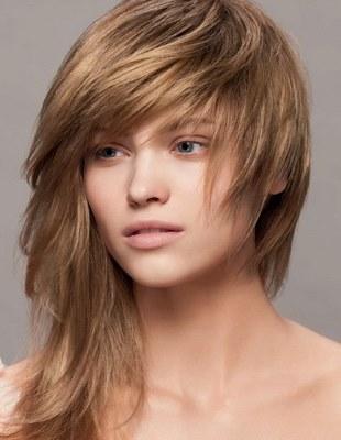 Челки 2017 на длинные волосы. Фото причесок-новинок с челками