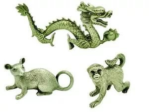 крыса, дракон, обезьяна