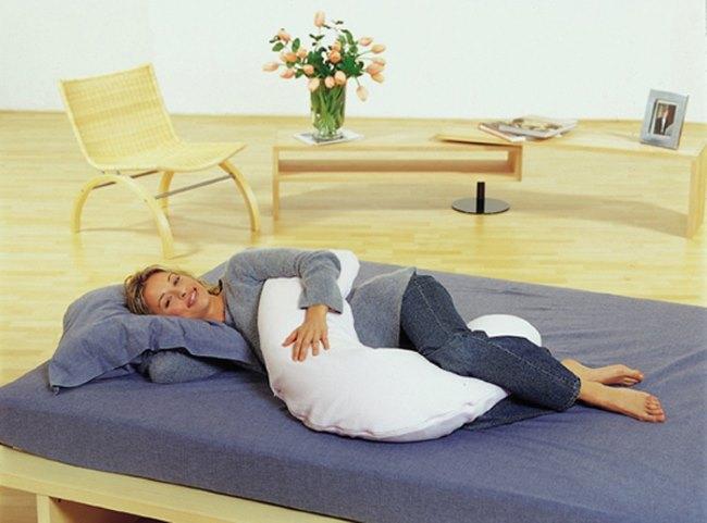подушка ред касл для беременных