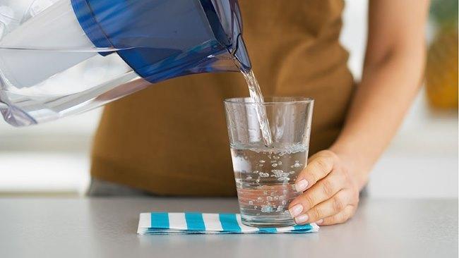 вода из фильтра-кувшина