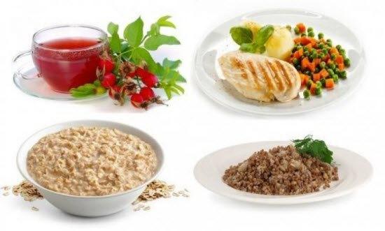 здоровая пища для печени