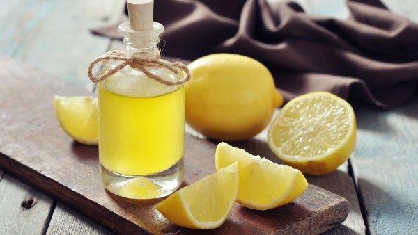 Настой из сока лимона