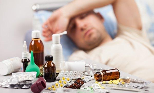 Продолжительный прием препаратов