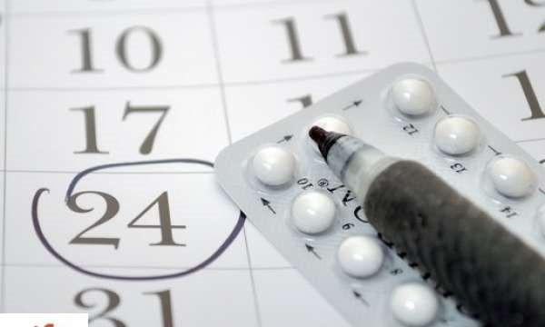 календарь и противозачаточные таблетки