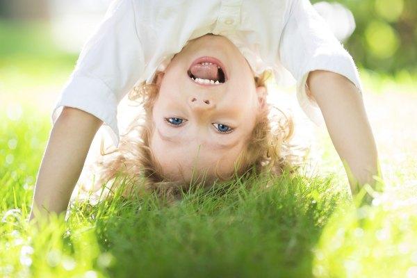 Польза чистого воздуха для ребенка