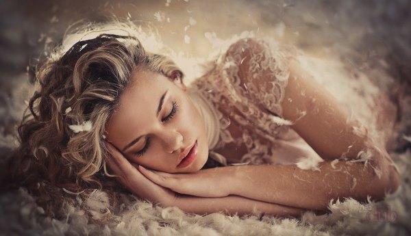 Сон и свадебное платье