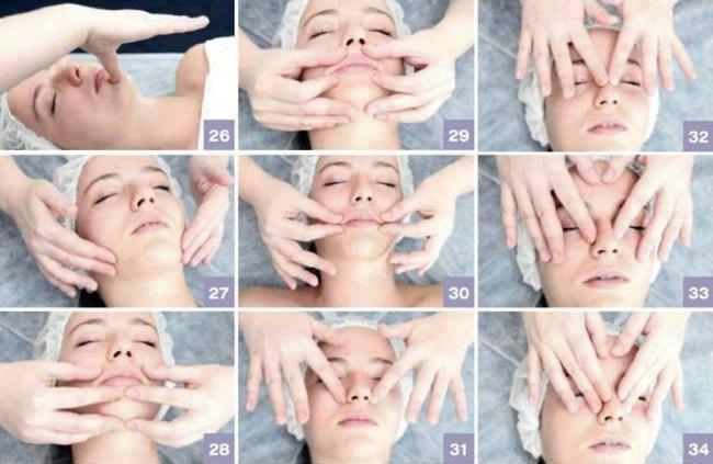 Японский массаж лица Асахи Зоган. Видео (русская озвучка)