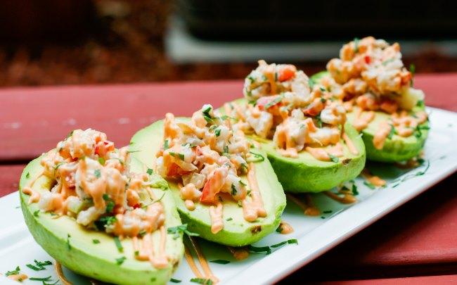 Авокадо - калорийность и пищевая ценность