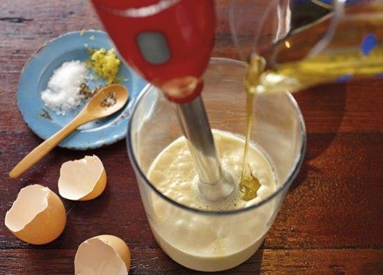 Домашний майонез. Как приготовить по классическому рецепту пошагово с фото