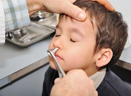 Как лечить синусит у ребенка