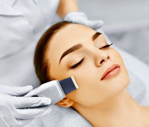 Пилинг лица - косметологическая процедура. Виды пилинга. Фото до и после