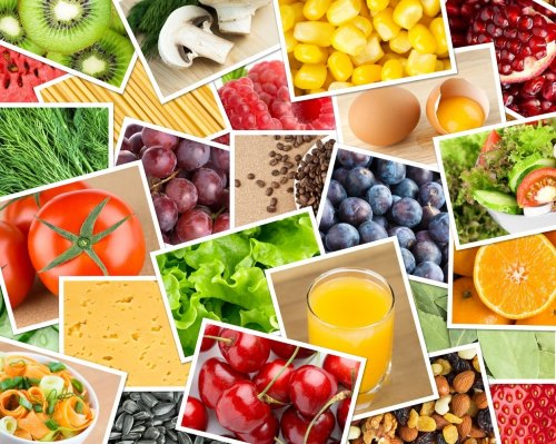 Таблица состава продуктов: белки, жиры, углеводы, витамины