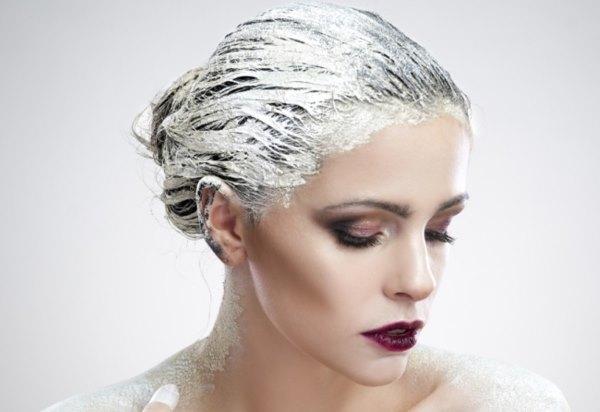 Белая глина косметическая (каолин)