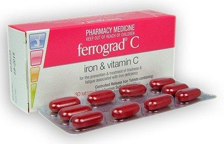 Препараты для повышения гемоглобина в крови. Состав, свойства, эффективность