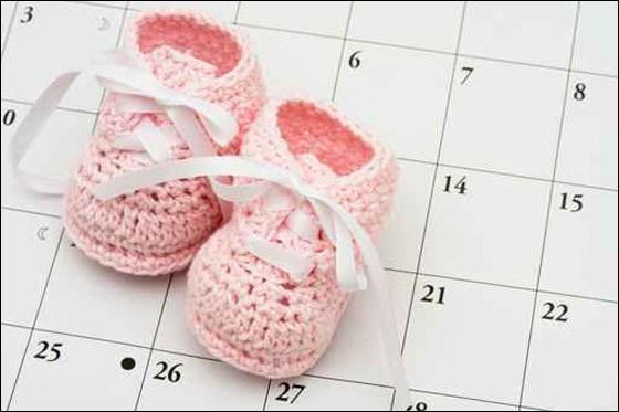 Узнать дату родов по последним месячным